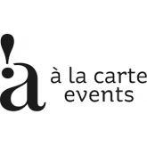 "Agence ""A la Carte Events"" : https://www.alacarte-events.com/"